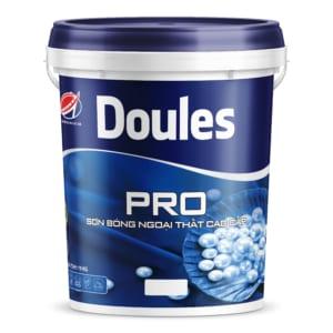 Sơn bóng ngoại thất Doules Pro cao cấp