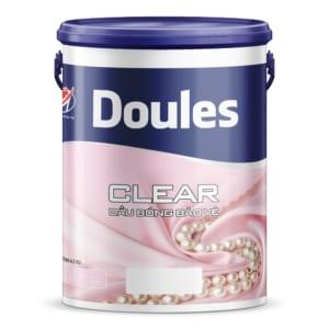 sơn dầu bóng bảo vệ doules