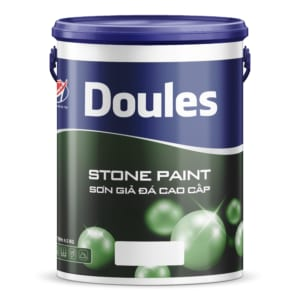 Sơn giả đá Doules - Stone Paint cao cấp