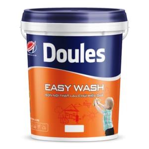 Sơn Doules Easy Wash nội thất lau chùi