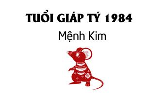 giáp tý 1984